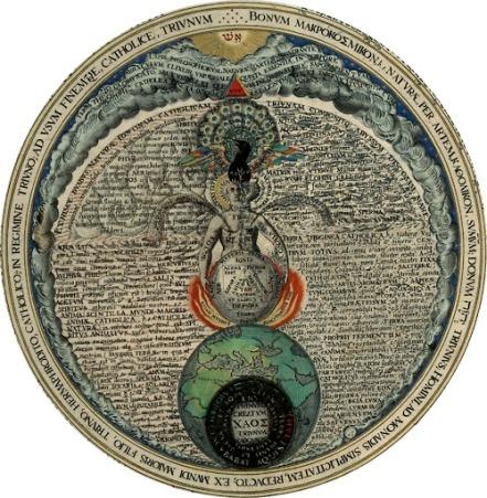 1 Heinrich Khunrath_ Amphitheatrum sapientiae aeternae_Hamburg sn 1595
